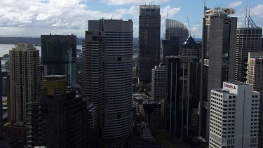 Aerial - Sydney - Sydney City