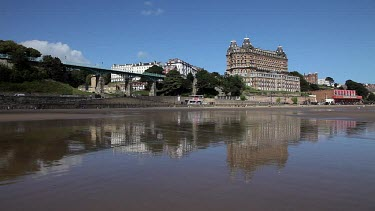 Grand Hotel & Reflection, South Bay Scarborough, England